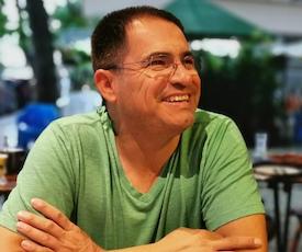 Carlos Pineida